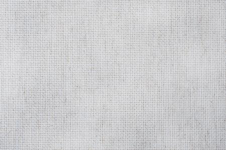 Toile en tissu pour l'artisanat au point de croix. Texture de tissu de coton