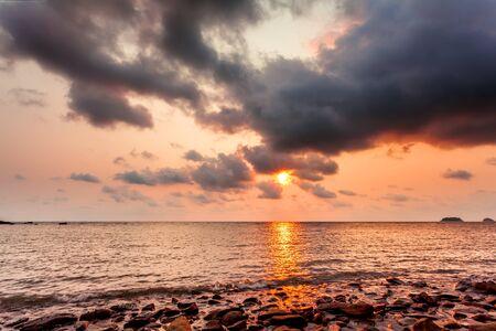 sky  sea: