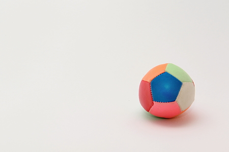 Photo of Colourfull Ball Object perfectly fits to various presentation purposes. photo