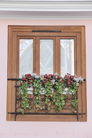 Photo of Windows, Spain made in the late Summer time in Spain, 2013 photo