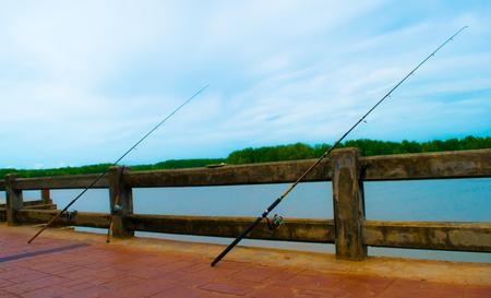 freetime activity: Fishing style