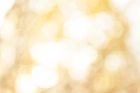 Abstract unfocused golden background for design, shimmering effect. Theme of magical Autumn 版權商用圖片