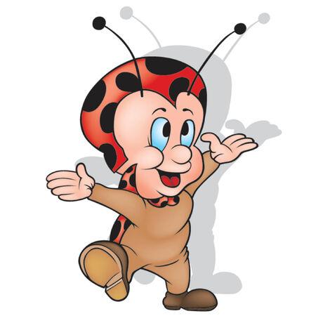 amiable: Ladybird 01