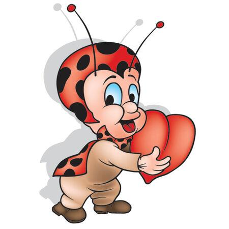 amiable: Ladybird 07