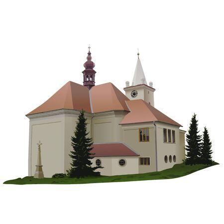 tabernacle: Church Brno-Reckovice (Europe)