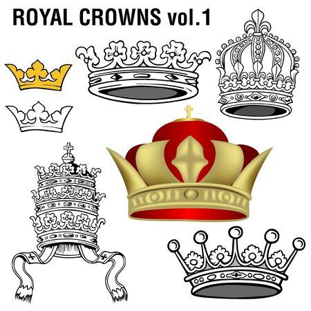 blazon: Royal Crowns vol.1
