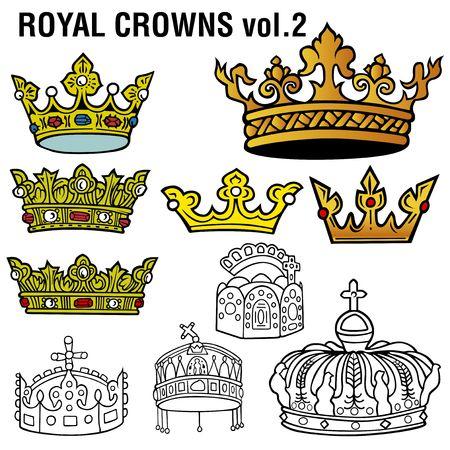 gold age: Royal Crowns vol.2