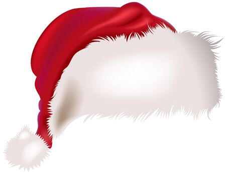 Santas Cap 1 Stock Photo