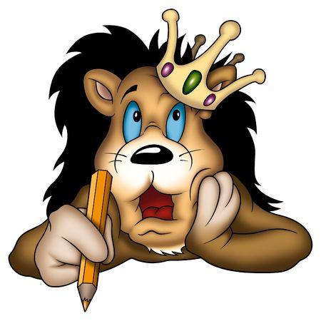 Lion 04 king Stock Photo - 660678