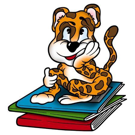 exercisebook: Leopard 10