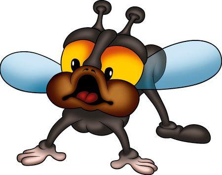 feelers: Little fly 04