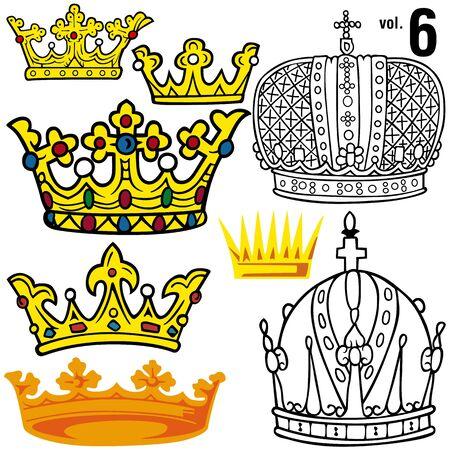 gold age: Royal Crowns vol.6