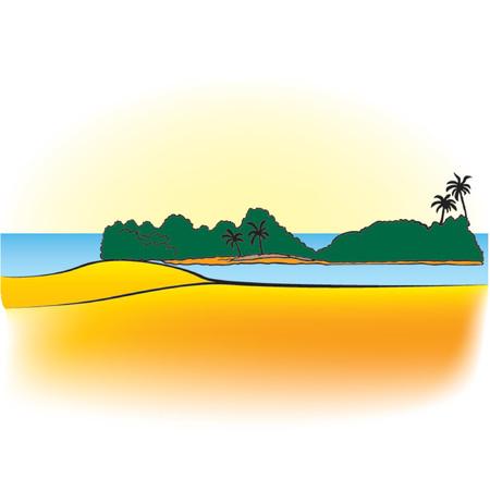 child's drawing: Cartoon Background 09  - cartoon background