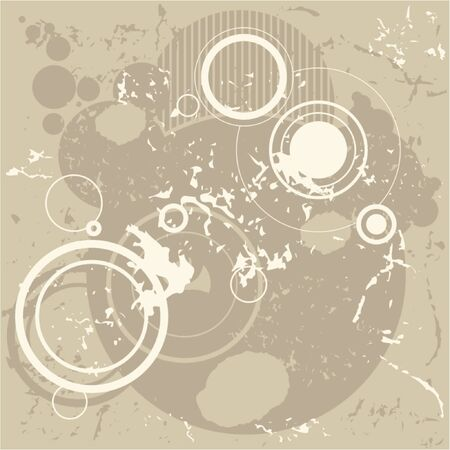 Abstract background - detailed vector grunge illustration Stock Vector - 1029227