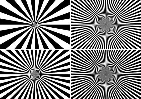 quelle: Lichtstrahlen vol.1 - Black Illustration Vektor als Quelle