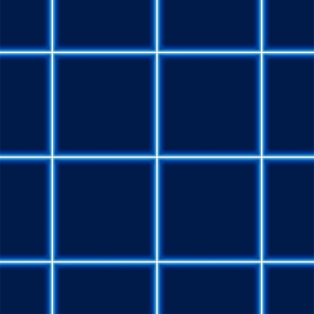 repetitive: Glowing Squared Pattern - Repetitive Illustration