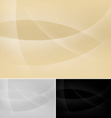 bleached: Abstract Backgrounds - Colored Illustration, Vector