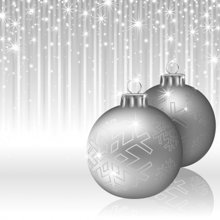 Christmas Background - Abstract Illustration, Vector Vector