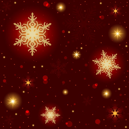 burning paper: Fire Snowflakes Pattern