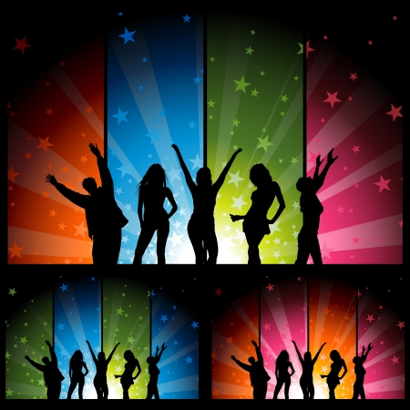 Dance Party - Night Life Club