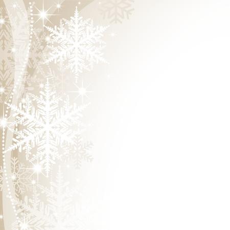 Christmas Background - Abstract Xmas Illustration
