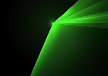 Laser Light Show - ilustración de fondo, Vector