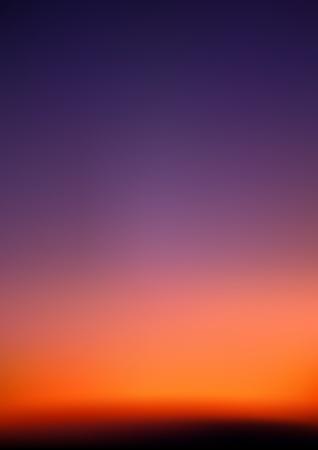 violet red: Sunrise - Red Sky And Violet Iris - Colored Background Illustration, Vector