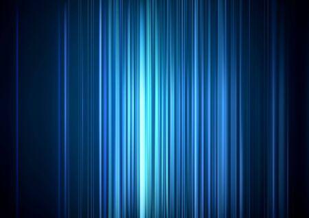 blue stripes: Blue Stripes - Abstract Backgrounds Illustration, Vector Illustration