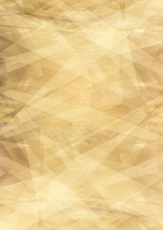 Crumpled Abstract Background - Textured Illustration Banco de Imagens