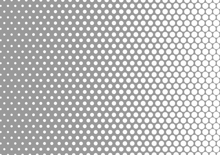Dotted Texture - Abstract Background Illustration, Vector Vectores
