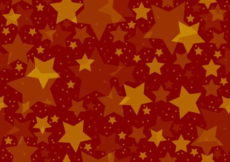 r�p�titif: Stars Texture - Repetitive Background Illustration, Vector Illustration