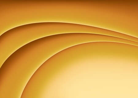 yellow orange: Abstract Background in Yellow Orange Tones - Illustration, Vector Illustration