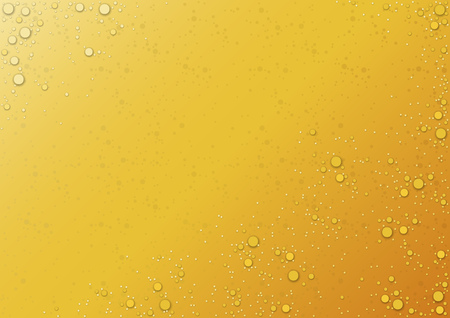dotted: Dotted Yellow-Orange Texture - Background Illustration