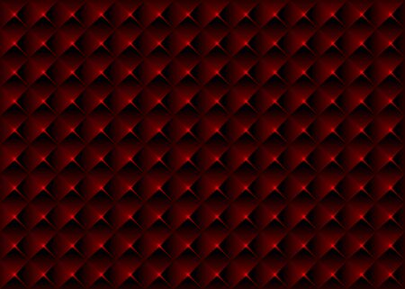 pyramidal: Red Pyramidal Seamless Texture - Geometrical Background Illustration