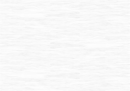 bleached: White Textured Background with Wooden Pattern - Abstract Illustration, Vector