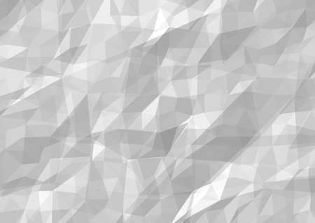 textured paper: Abstract textured wrinkled paper background illustration
