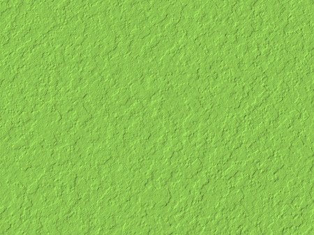 Green Plaster Wall Texture - Abstract Background with Detailed 3D Structure, Image