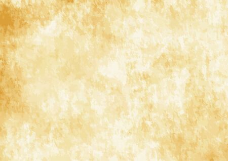 Old Beige Colored Cracked Effect Wall Texture - Abstract Background Illustration, Vector Graphic Ilustração