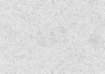 Seamless White Coarse Texture - Background Illustration, Vector