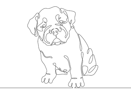 14640 Sitting Dog Cliparts Stock Vector And Royalty Free Sitting