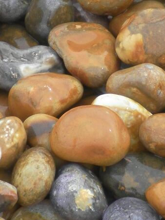 Pebbles In A Shallow Spring