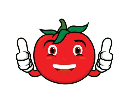 Humbly and Friendly Tomato Recommending Gesture