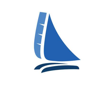 Catamaran, Yacht and Boat Symbol