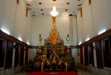 nonthaburi: Thai Temple in Nonthaburi Thailand