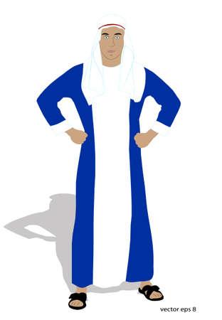 sheikh: sheikh Illustration