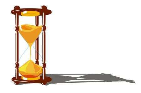 hourglasses Vector