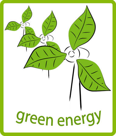 green energy Stock Vector - 15888064