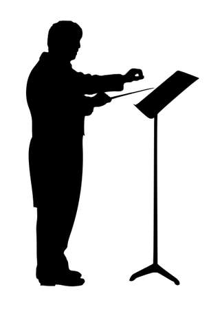 shadow people: conductor