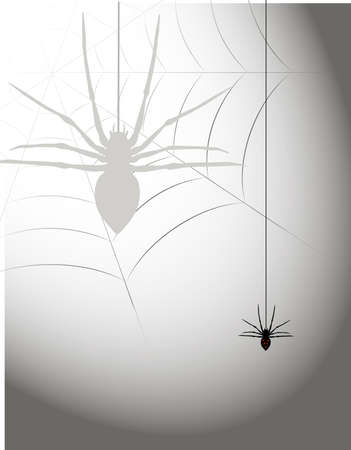 loathsome: spider