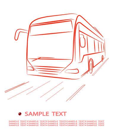 front wheel: passenger Bus